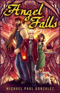 Angel Falls cover