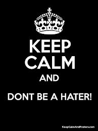 calm hater